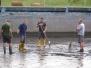 Brigáda – čištění koupalište a úklid kolem hasičárny 08-215